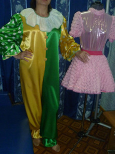 пошив сценических костюмов