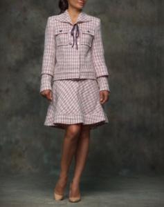 пошив костюма женского