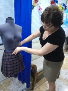 Реставрация одежды